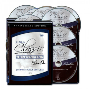 The Jim Rohn Classic Collection DVD Version