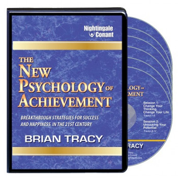 The NEW Psychology of Achievement CD Version