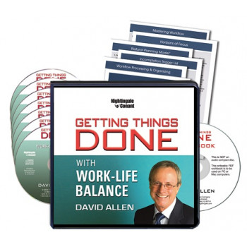 Getting Things Done with Work-Life Balance CD Version