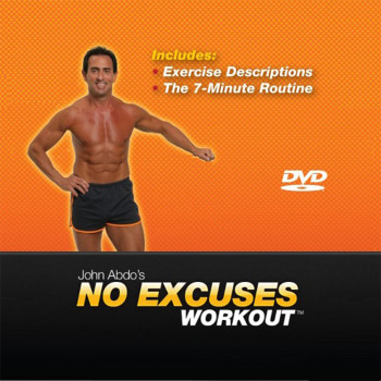 John Abdo's No Excuses Workout DVD