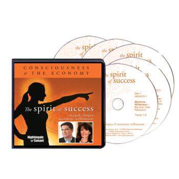 The Spirit of Success CD Version