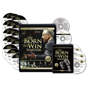 The Born to Win Seminar CD/DVD Version