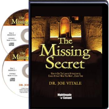 The Missing Secret Abridged CD Version