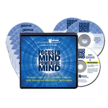 Focused Mind, Powerful Mind CD Version