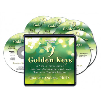 The 9 Golden Keys CD Version