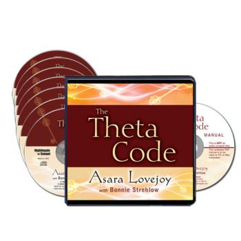 The Theta Code CD Version