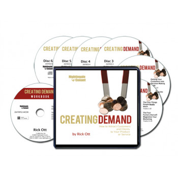 Creating Demand CDVersion