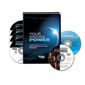 Your Hidden Power CD Version