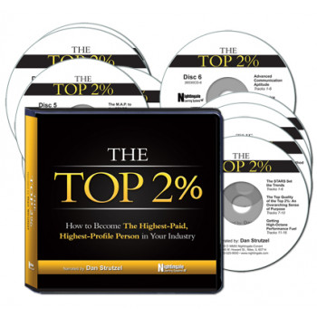 The Top 2% CD Version