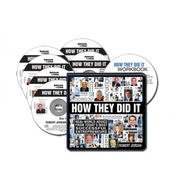 How THEY Did It CD Version