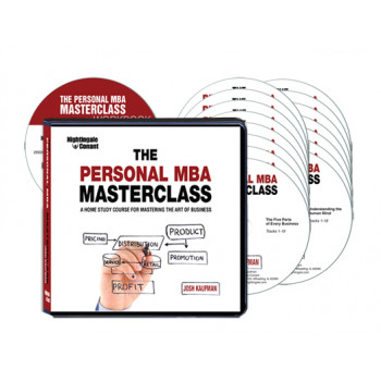 The Personal MBA Masterclass CD Version