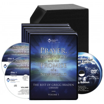 Prayer, Prophecy, and the Promise of a New World CD/DVD Version