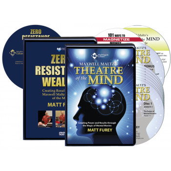 Maxwell Maltz's Theatre of the Mind CD/DVD Version