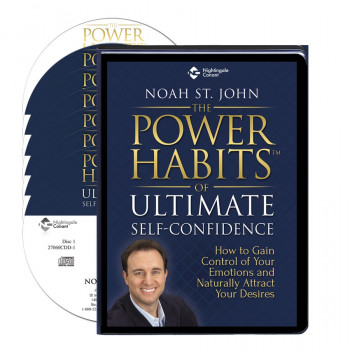The Power Habits of Ultimate Self-Confidence CD Version