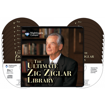 The Ultimate Zig Ziglar Library CD Version