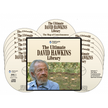 The Ultimate David Hawkins Library CD Version