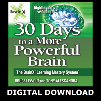 30 Days to a More Powerful Brain Digital Download
