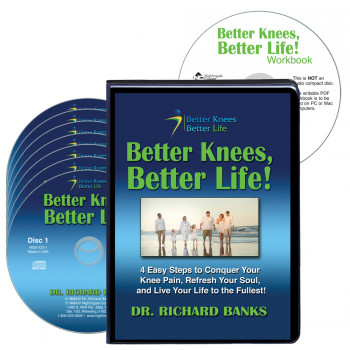 Better Knees Better Life! CD Version