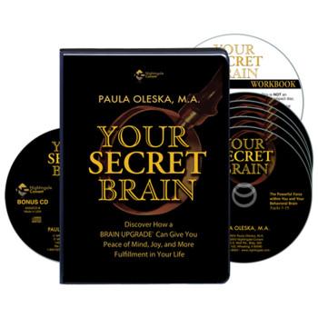 Your Secret Brain CD Version