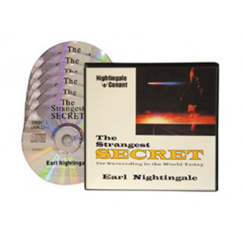 The Strangest Secret for Succeeding in the World Today CD Version