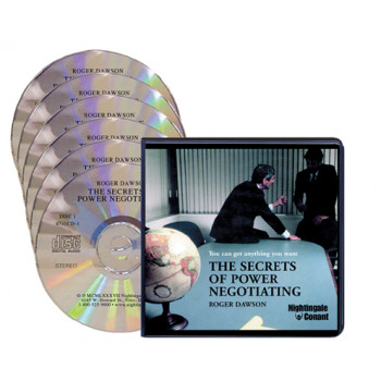 The Secrets of Power Negotiating CD Version