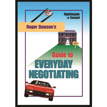 Guide to Everyday Negotiating DVD