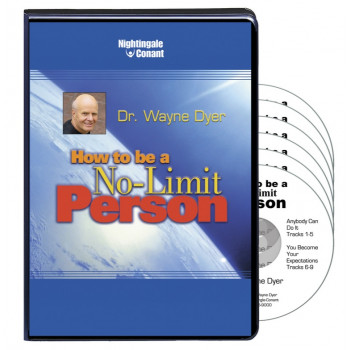 How to Be a No-Limit Person CD Version