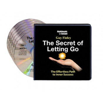 The Secret of Letting Go CD Version