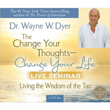 The Change Your Thoughts - Change Your Life Live Seminar