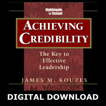 Achieving Credibility Digtial Download