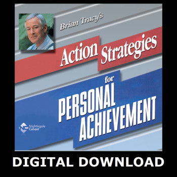 Action Strategies for Personal Achievement Digital Download