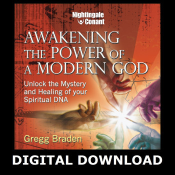 Awakening the Power of a Modern God MP3 Version
