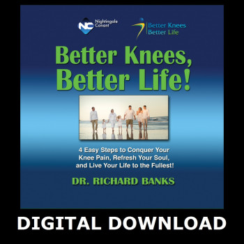 Better Knees Better Life! Digital Download