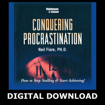 Conquering Procrastination Digital Download