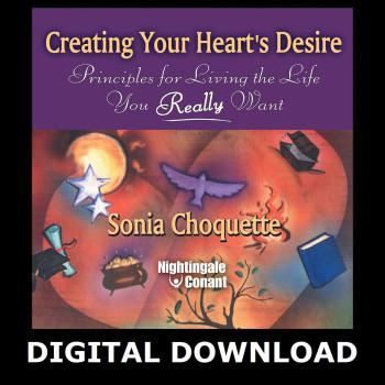 Creating Your Heart's Desire Digital Download