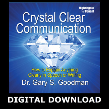 Crystal Clear Communication Digital Download