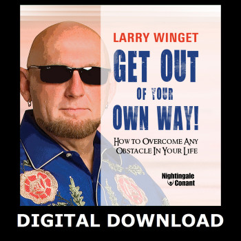 Get Out of Your Own Way! Digital Download