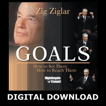 Goals Digital Download