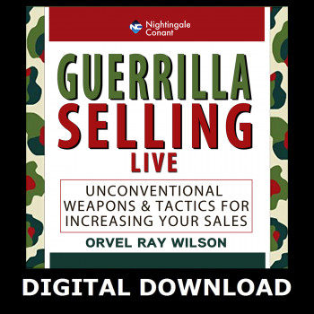 Guerrilla Selling LIVE Digital Download