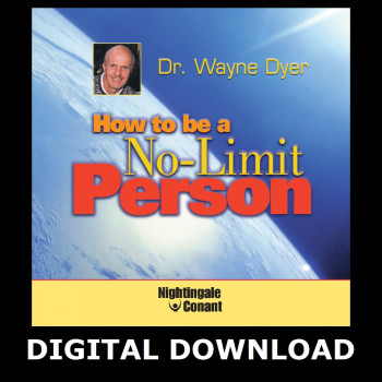 How to Be a No-Limit Person Digital Download