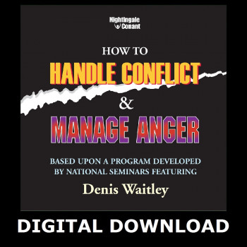 How to Handle Conflict and Manage Anger Digital Download