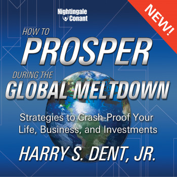 How to Prosper During the Global Meltdown CD Version