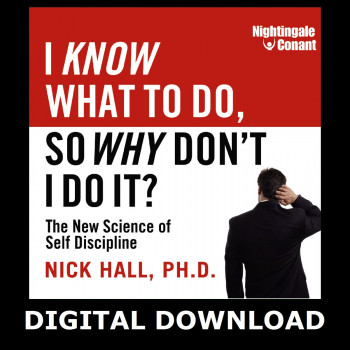 I Know What To Do, So Why Don't I Do It? Digital Download