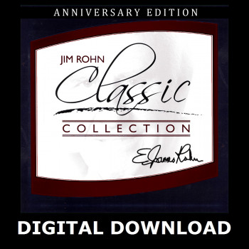 The Jim Rohn Classic Collection Digital Download