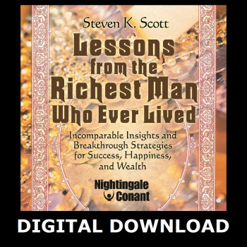 Lessons from the Richest Man Who Ever Lived Digital Download