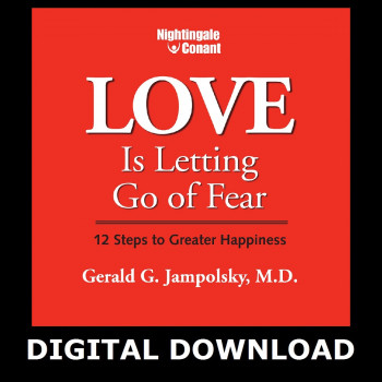 Love is Letting Go of Fear MP3 Version