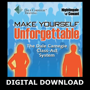 Make Yourself Unforgettable MP3 Version