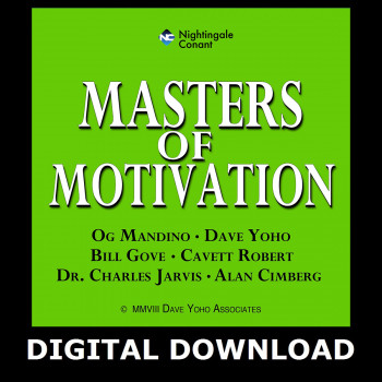 Masters Of Motivation Digital Download