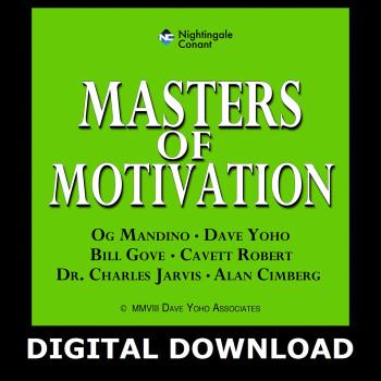 Masters Of Motivation Digital Download