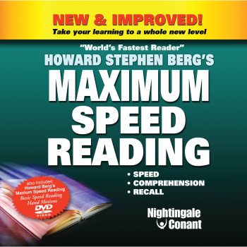 Maximum Speed Reading